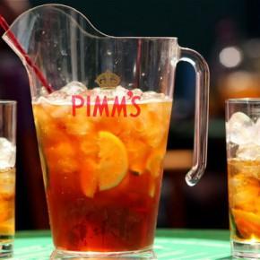 It's PIMM's o'clock! Узнай PIMM's рецепт!