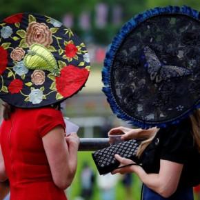 Королевские скачки 2014 в Аскоте: дресс-код