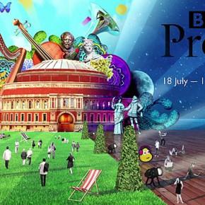 BBC proms  - музыкальный променад