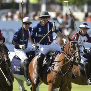 Audi International Polo - конный спорт для настоящих джентльменов
