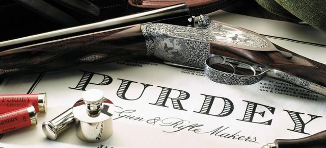 Элитные охотничьи ружья от Перде (Purdey)