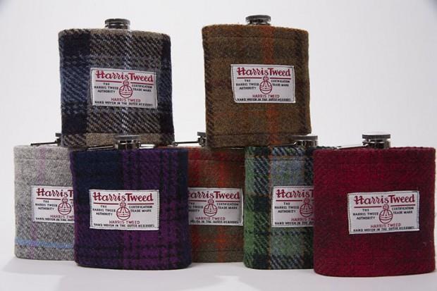 Фляжки Harris Tweed