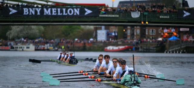Оксфорд vs Кембридж – извечный дух соперничества